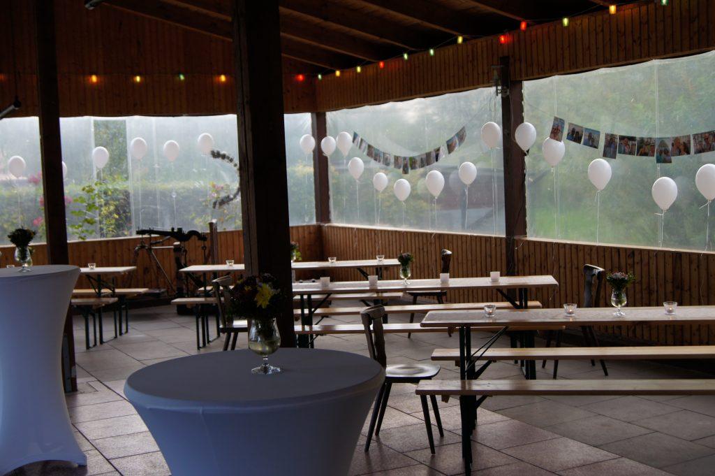 Vereinshaus-Anbau Gartenfreunde Pollhof