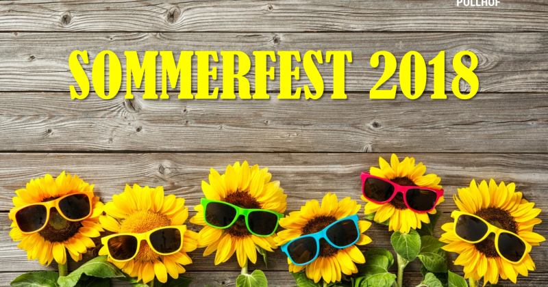Tag des Gartens – Sommerfest 2018