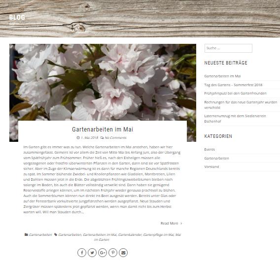 Startseite gartenfreunde pollhof - Gartenarbeiten im mai ...